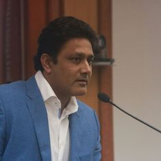 No dearth of cricketers wanting to play and excel in Test cricket: Anil Kumble