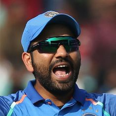 We need to maintain consistency abroad, says Rohit Sharma