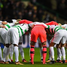 All good things come to an end: Scottish club Celtic's 69-game unbeaten run is finally over