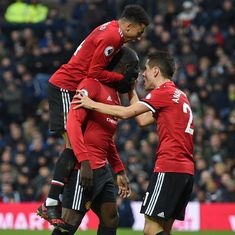 Premier League: Lukaku, Lingard strike as Manchester United edge out West Brom