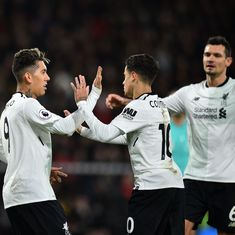 Salah, Coutinho shine as red-hot Liverpool crush Bournemouth 4-0