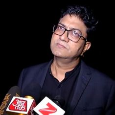 Sensational statements are disservice to politics, says censor board chief Prasoon Joshi