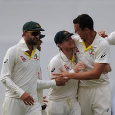 Australia regain the Ashes with an innings and 41-run thrashing of England