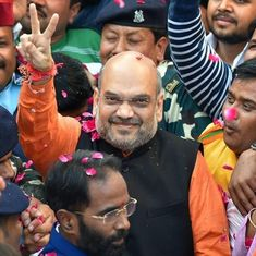 Green court asks Centre, Haryana to reply to plea against Amit Shah's rally mobilising 1 lakh bikes