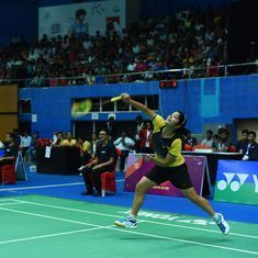 Badminton: Top seeds Aakarshi Kashyap, Aman Sanjay reach pre-quarters of junior ranking tournament