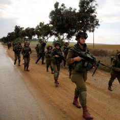 Israel carries out airstrikes on Hamas training camp in Gaza Strip