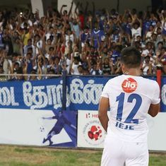 ISL statistics: Dominant top four, abysmal chasing pack, rock-solid Lucian Goian