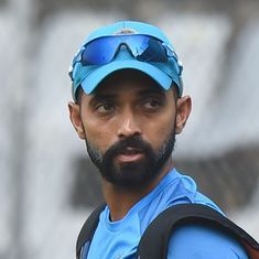 Don't think Rahane's form is a concern, says former India captain Sourav Ganguly
