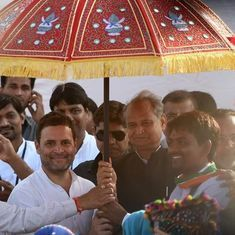'Rahul Gandhi has arrived': The Congress is treating its defeat in Gujarat as a moral victory