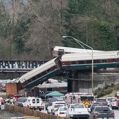 US: At least three dead after speeding train gets derailed on inaugural run in Washington state