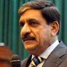 Pakistan's National Security Advisor Nasser Khan Janjua resigns