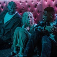 'Time for a  more tolerant and open world': Will Smith and Noomi Rapace promote 'Bright' in India
