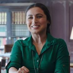 Watch: Rani Mukerji conquers Tourette syndrome and bad pupils in 'Hichki'