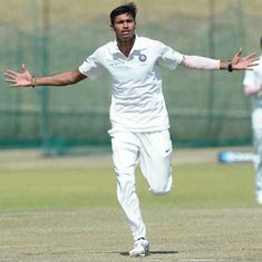 Pacers impress as India 'A' restrict South Africa 'A' to 246/8 on day one of first 'unofficial' Test