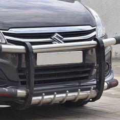 केंद्र सरकार ने चार पहिया वाहनों में बंपर गार्ड लगाने पर रोक लगाई