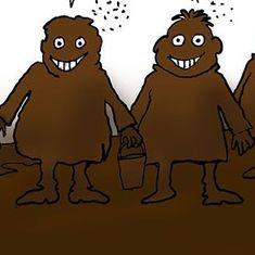कार्टून : अभी नहाने की कोई जरूरत नहीं