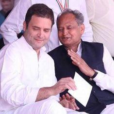 कैसे राजस्थान से गुजरात गए अशोक गहलोत कई दिग्गजों को पीछे छोड़कर वहां कांग्रेस के नायक बन गए?