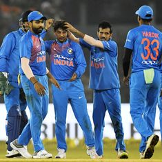 Chahal, Rahul power India to their biggest ever win in T20I cricket
