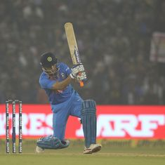 Dhoni showed why he needs to bat higher up and other talking points from Cuttack T20I