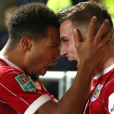 League Cup: Bristol City grab late winner to stun Man United, Chelsea edge past Bournemouth