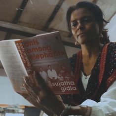 Video: 'How do they say there is no casteism?' author Sujatha Gidla on her latest book