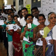 Voting in RK Nagar bye-poll ends, over 73% turnout recorded