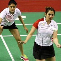 'Nothing has changed': India's top doubles badminton players hit out at 'discrimination'