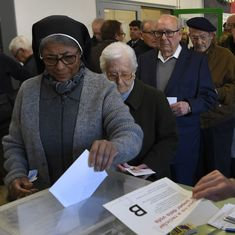 Catalonia: Over 34% vote till 1 pm in snap election announced by the Spanish government