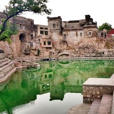 Katas Raj temple complex is a sad monument to Pakistan's unease with its Hindu heritage