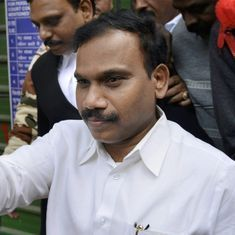 2G spectrum case: A Raja writes to former PM Manmohan Singh asking for support after the verdict