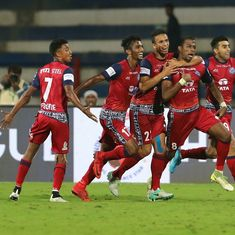 ISL: Jamshedpur hand Bengaluru second successive loss