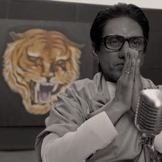 Watch: Nawazuddin Siddiqui as Bal Thackeray in upcoming biopic