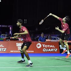 Badminton rankings: Sumeeth Reddy, Manu Attri jump six places; Lakshya Sen moves up 11 spots
