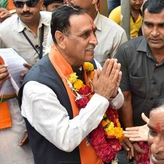 The big news: BJP's Vijay Rupani to remain Gujarat chief minister, and nine other top stories