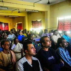 In Bengal's waning industrial hub, a new initiative is helping promote meaningful cinema
