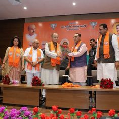 Vijay Rupani to continue as the Gujarat chief minister, Nitin Patel to stay on as deputy