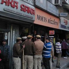 Delhi: Shops, restaurants in Defence Colony sealed allegedly for unauthorised constructions