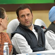 Rahul Gandhi dissolves Congress Working Committee, forms new panel to work for plenary session
