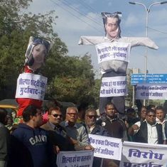 Protests held against Salman Khan's 'Tiger Zinda Hai' for using derogatory term during promotions