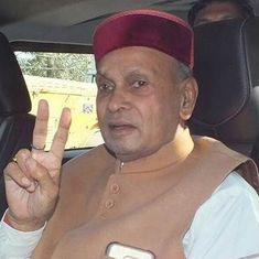 हिमाचल प्रदेश : लगभग दो-तिहाई सीटें जीतने वाली भाजपा सीएम पद के दावेदारों के बीच उलझ गई है