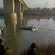 Rajasthan: At least 32 dead after bus falls into Banas river