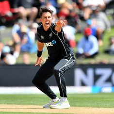 New Zealand vs Bangladesh: Trent Boult and Mahmudullah fined for misconduct in Christchurch ODI