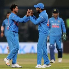 Kuldeep's three-wicket over changed the momentum: Kusal Perera on Sri Lanka's 88-run defeat