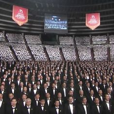 Watch: One way to celebrate Christmas in Japan is to sing (and listen to) Beethoven's 'Ode To Joy'