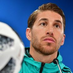 Football: Real Madrid deny allegations of Ramos doping breach in 2017 Champions League final