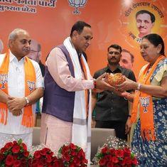 Vijay Rupani, Nitin Patel to take oath as Gujarat chief minister, deputy CM on December 26