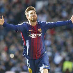 Barcelona thump 10-man Real Madrid 3-0 to extend lead at top of La Liga table