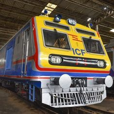 Mumbai's first AC local train to run between Churchgate and Virar on Christmas Day