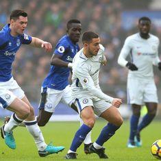 Everton's resurgence under Sam Allardyce continues, frustrate Chelsea in 0-0 draw