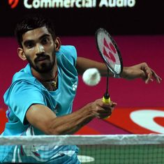 Asia Team Championships: K Srikanth, Sai Praneeth power India to 5-0 win over Philippines in opener
